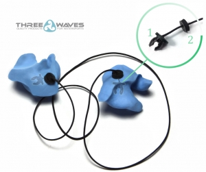 Ohrschutz-Verlustsicherung